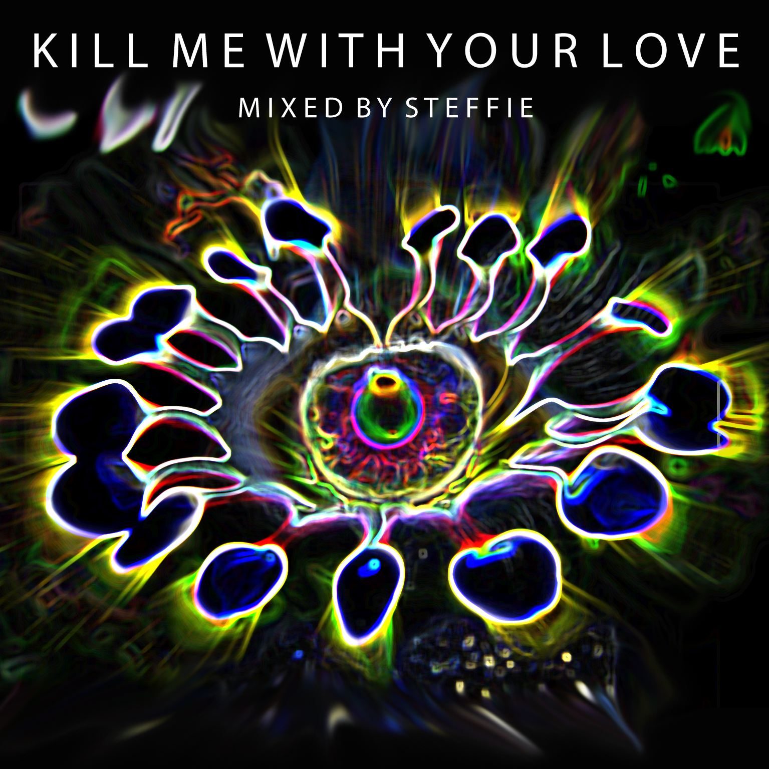 KILL ME WITH YOUR LOVE Cover
