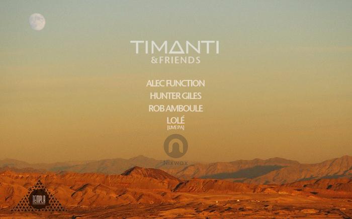 TImanti & Friends