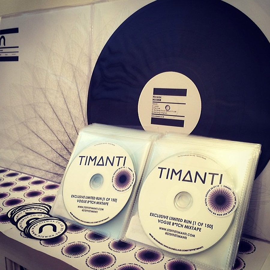 TIMANTI CDs and vinyl