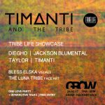TIMANTI And The Tribe grow 2017 Part 6